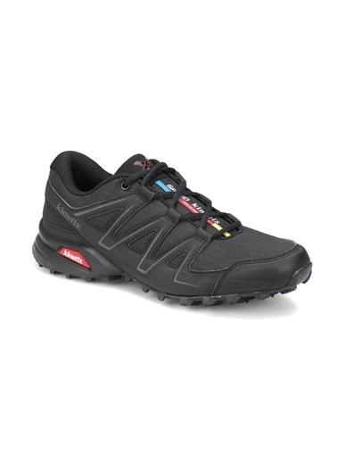 Kinetix Cedric Siyah Günlük Erkek Spor Ayakkabı Siyah